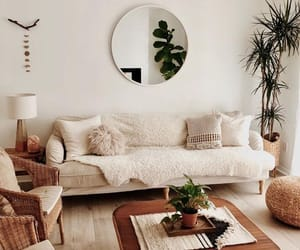 cozy, home, and living room image