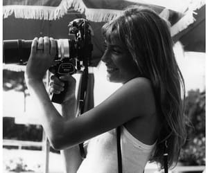 jane birkin, photography, and black and white image