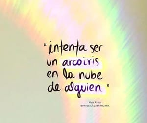 arcoiris and frases image