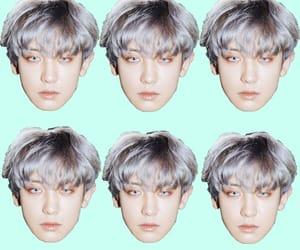 boy, korean, and exo image