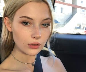 beauty, blonde, and natural image