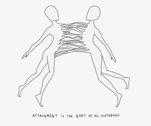 quotes, art, and attachment image