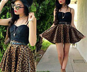 beuty, curl, and fashion image