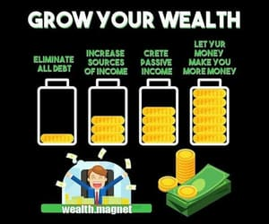 business, finance, and financial image