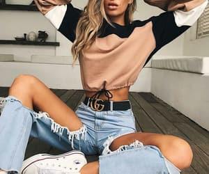 fashion, moda, and street style image