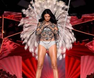 Adriana Lima, model, and vsfs 2018 image