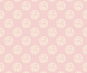 girly, pattern, and rose image