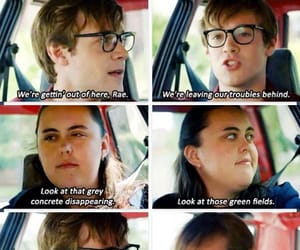 Archie, my mad fat diary, and finn image