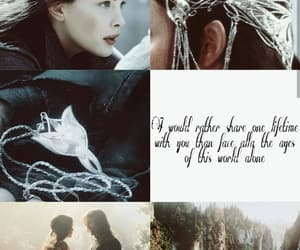 aesthetic, series, and arwen image