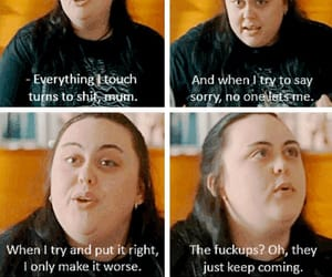 Archie, my mad fat diary, and chloe image