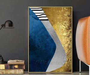 Abstract Painting, etsy, and wall art image
