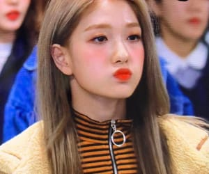 kpop, lee seoyeon, and fromis image