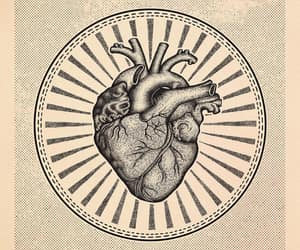 art, heart, and hearts image
