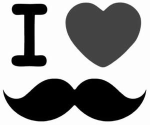 moustache and mustache image
