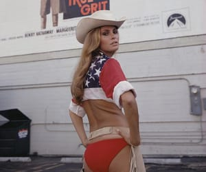 Cowgirl, retro, and cute image