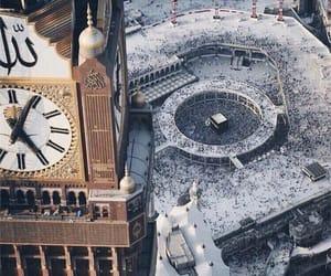 places, world, and mekka image