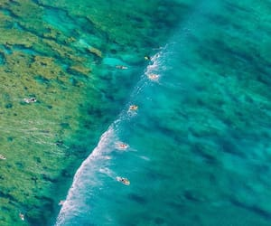 aerial photography, aerial view, and blue image