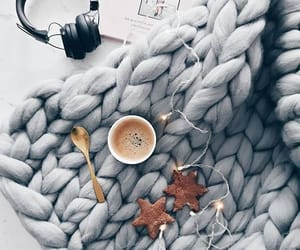 coffee, image, and lights image