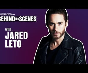 30 seconds to mars, jared leto, and video image