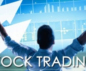 stock market courses image