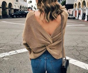 fab, jeans, and sexy back image