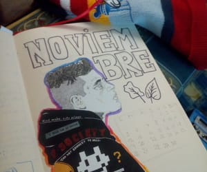 tumblr, bullet journal, and mr. robot image