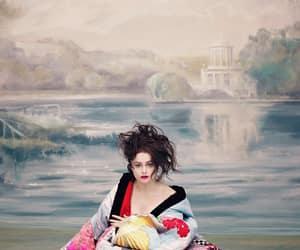 helena bonham carter, pretty, and girl image