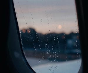 rain and travel image