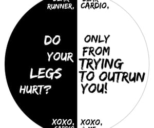 cardio, friday, and run image