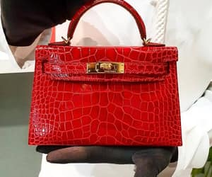 bag and red image