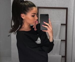 singer, madison beer, and cutie image
