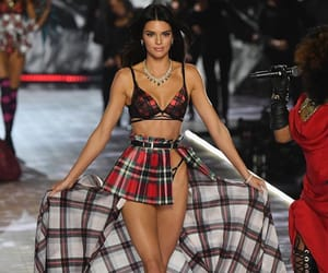 model, kendall jenner, and angel image