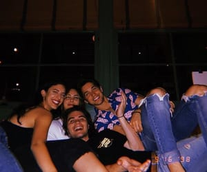 smile, 13 reasons why, and friends image