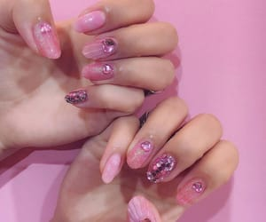 aesthetic, nails, and beautiful image