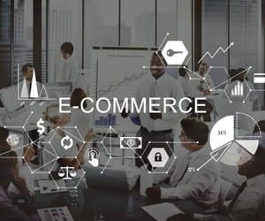 platform and e-commerce image
