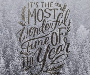 winter, christmas, and quotes image
