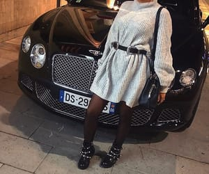 car, fashion, and style image