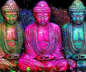 Buddha and buddah image