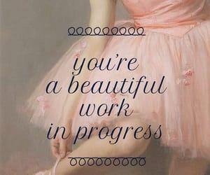 ballet, pastel, and pastel pink image