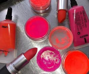 cosmetics, fashion, and hot pink image