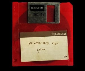 picture and red image