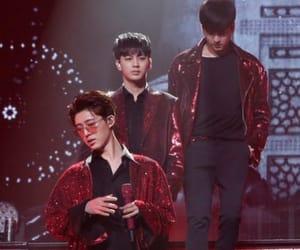 Ikon, b.i, and kim hanbin image