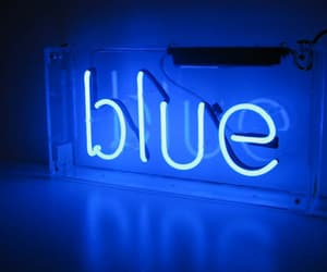 aesthetic, beautiful, and blue image