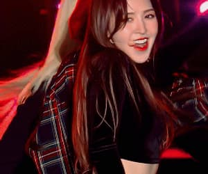 gif, wendy, and red velvet wendy image