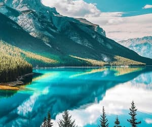 beautiful, canada, and landscape image