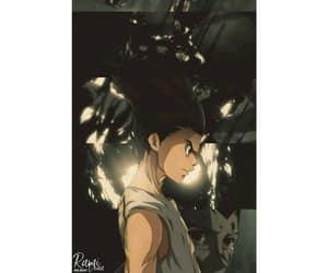 anger, anime, and hunter x hunter image