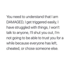 damaged, life, and my image
