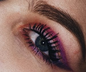 aesthetics, eye, and ocean image