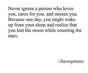 quotes, love, and moon image