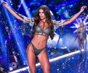 fashion show, models, and victoria secret image
